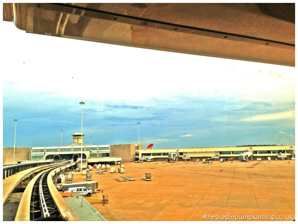 Orlando MCO Airport Monorail