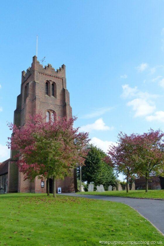 St Edmund and St Mary Church - Ingatestone Essex
