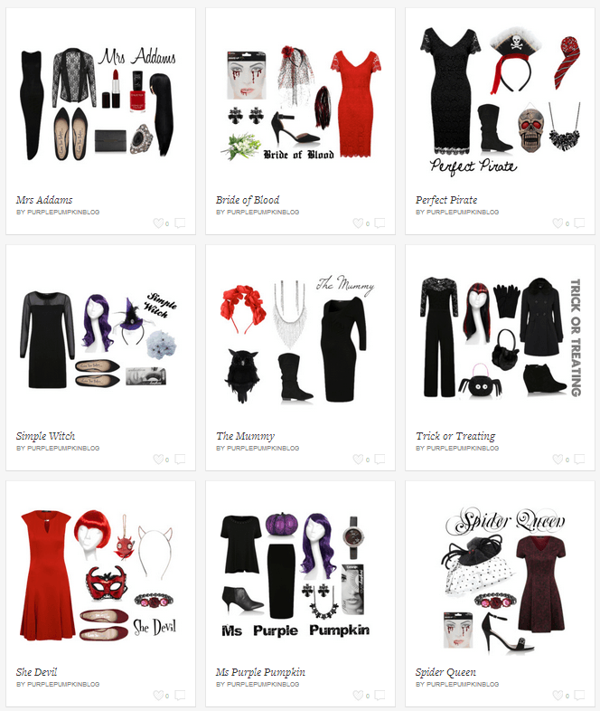 Accessorize a Regular Outfit to Create a Costume for Halloween