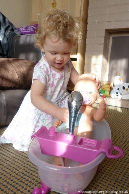 BABY born Interactive Bathtub