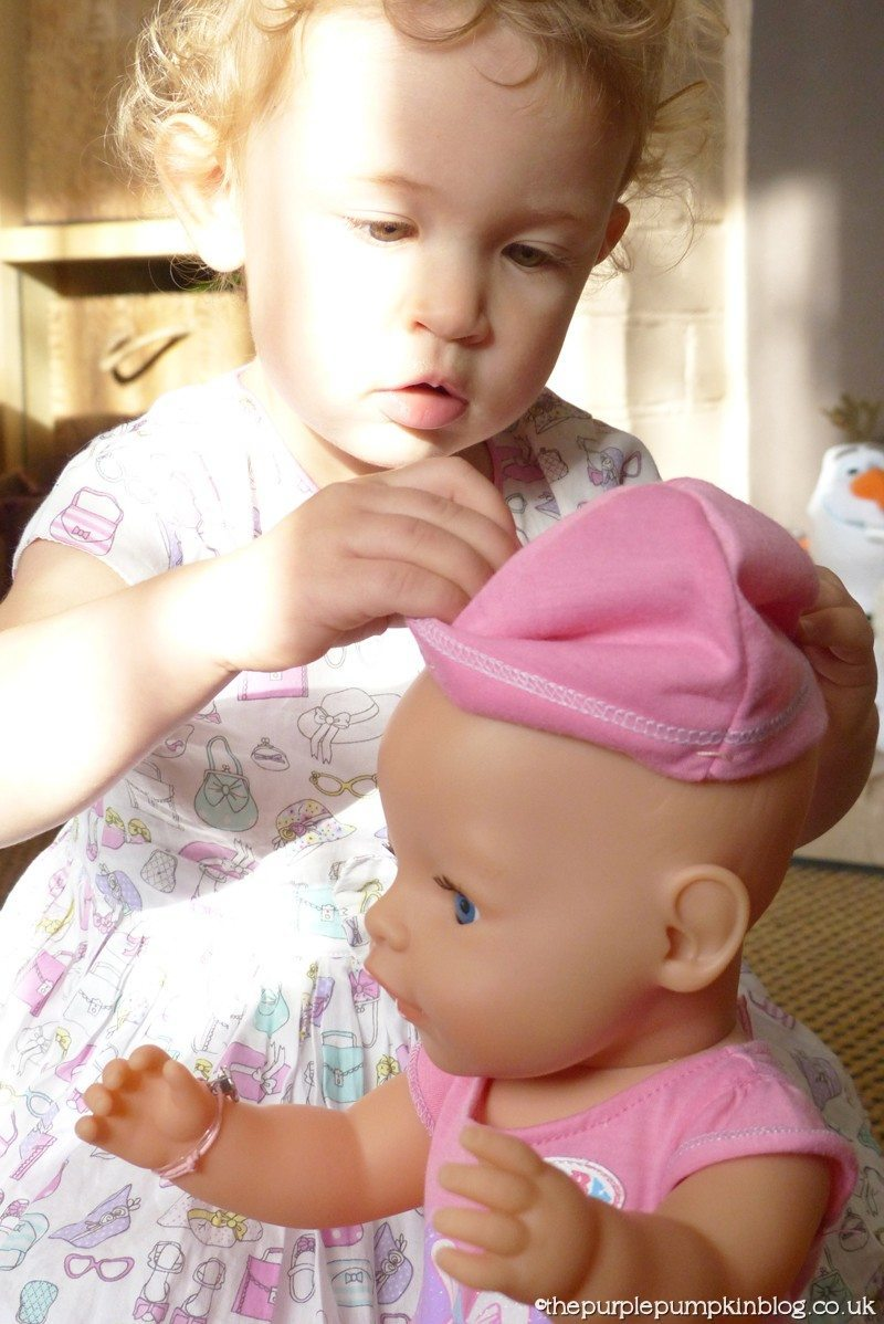 Baby Born 174 Interactive Doll Review 187 The Purple Pumpkin Blog