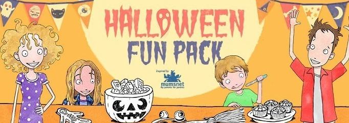 Flora Halloween Fun Pack 2