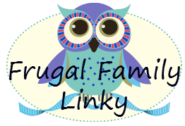 Frugal Family Linky Logo