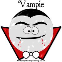 Halloween Characters 2014 - Vampie