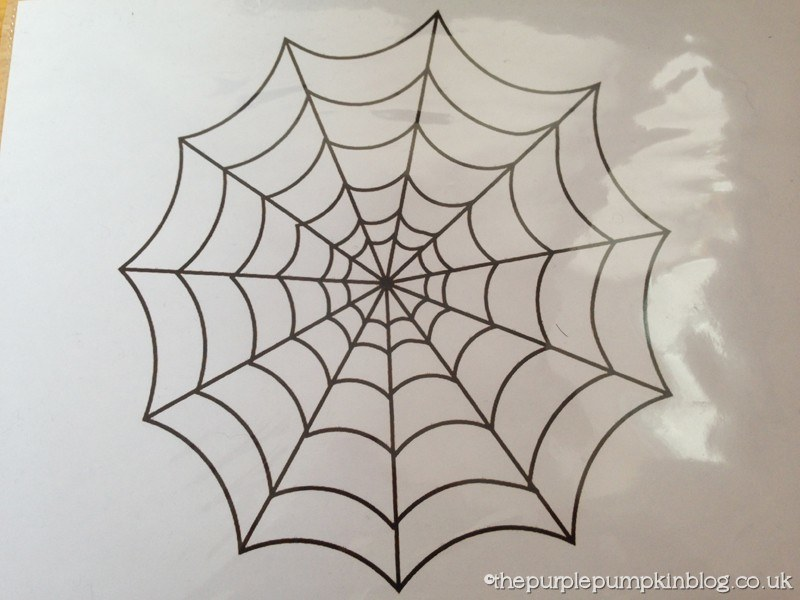 Halloween Decorations Spider Web Make Glue Spider Web Halloween