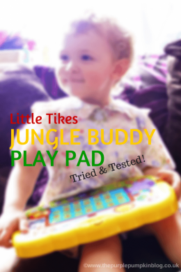 Little Tikes Jungle Buddy Play Pad Review