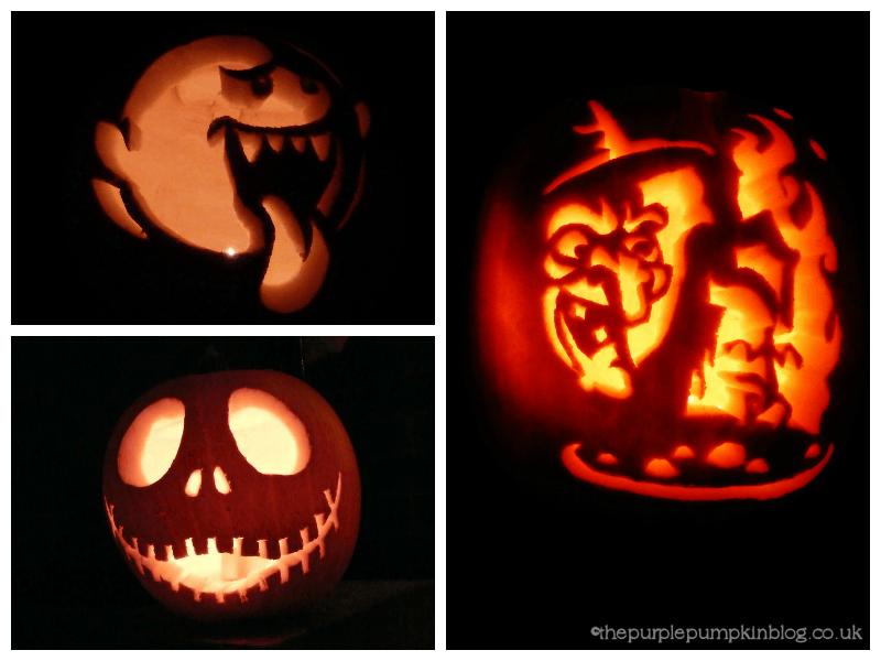 Pumpkin Carvings 2011