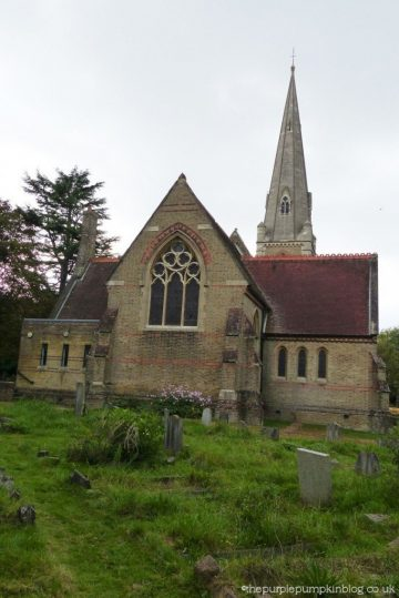 St Michael and All Angels Church, Galleywood, Essex