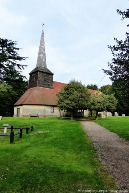 St Thomas the Apostle Church Navestock Essex
