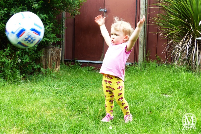 throwing ball