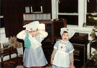 Christmas Day Circa 1980 - #StepBackInTime