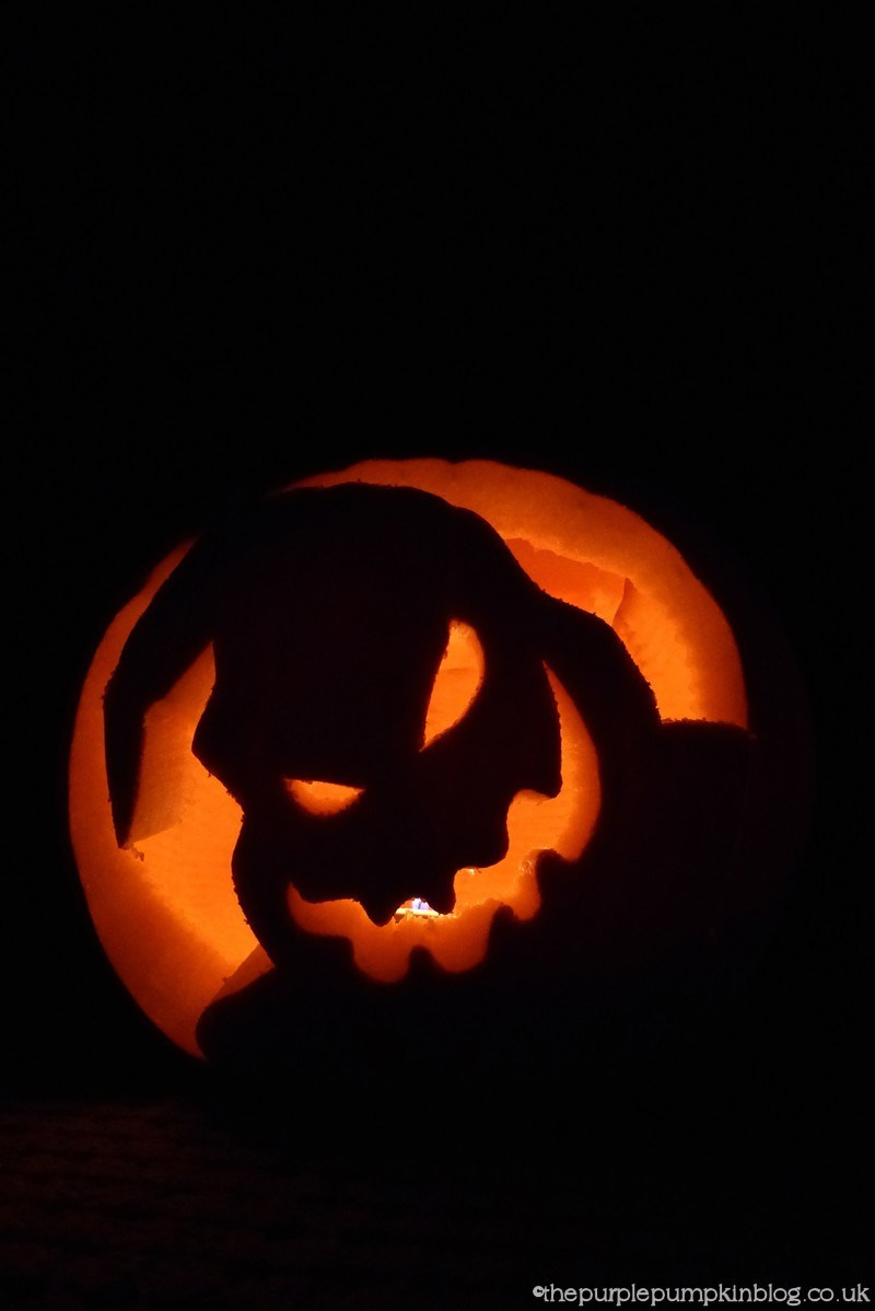 Nightmare Before Christmas Pumpkin Carving Oogie Boogie - industri.info