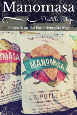 Manomasa Tortilla Chips Review