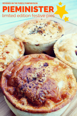 Pieminister Limited Edition Festive Pies Review
