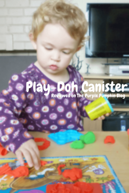 Play-Doh Cannister Review
