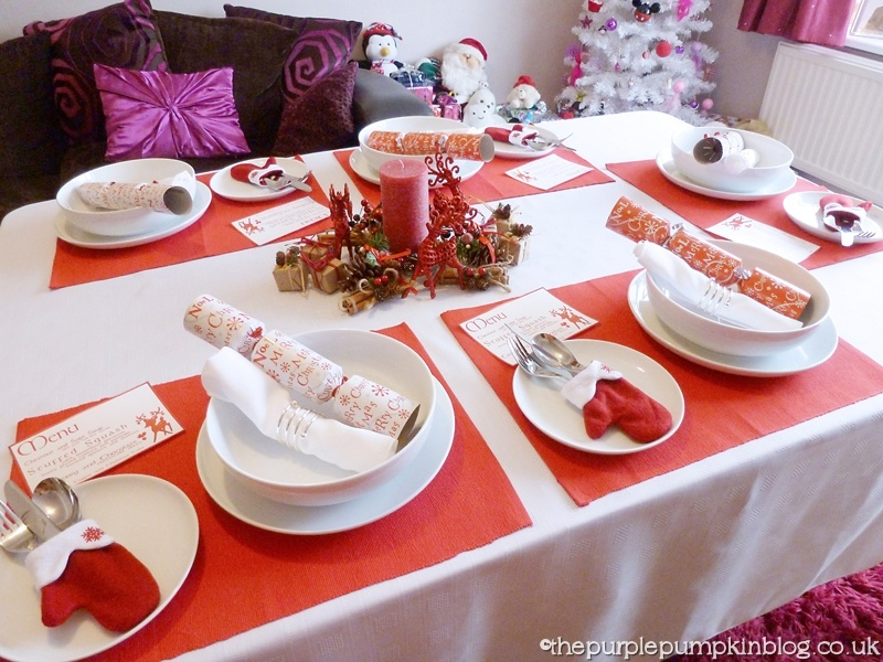 Christmas Lunch Table Decoration Ideas : Tips for organising a christmas party