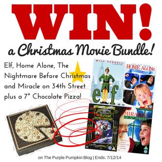 Win a Christmas Movie Bundle