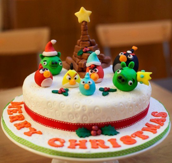 Christmas Cakes {Ideas & Inspiration}