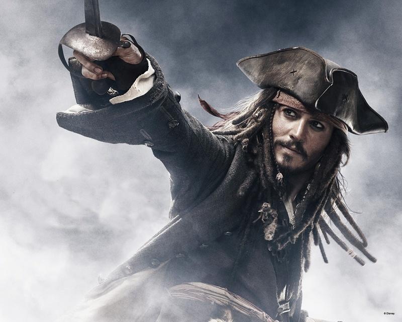 Captain Jack Sparrow Disney