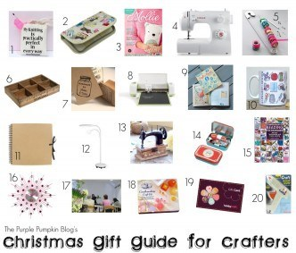 Christmas Gift Guide For Crafters