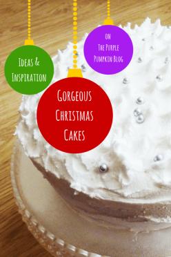 Gorgeous Christmas Cakes