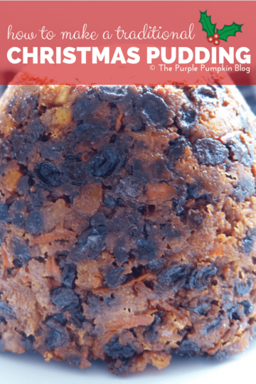 How To Make A Traditional Christmas Pudding