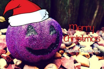 Merry Christmas from The Purple Pumpkin Blog