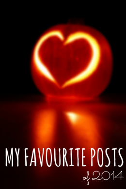 My Favourite Posts of 2014