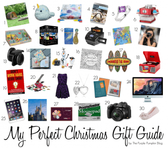 My Perfect Christmas Gift Guide