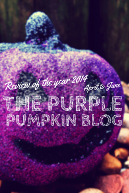 Review of the Year 2014 - April to June