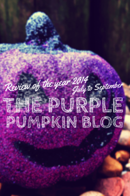 Review of the Year 2014 - July to September