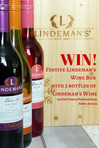 Win a Festive Lindemans Wine Box