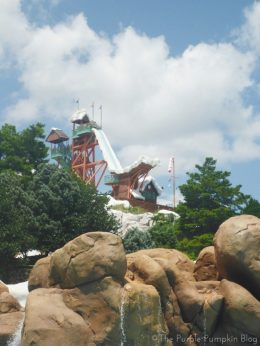 Blizzard Beach - Disney's Water Park