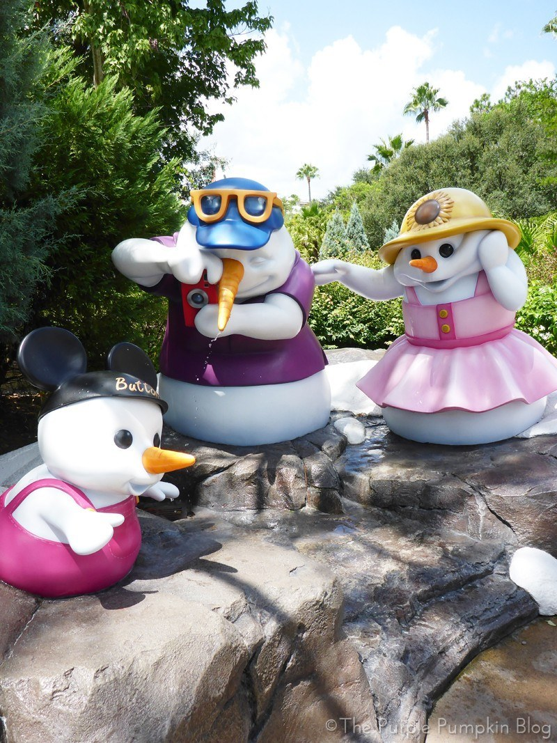 Blizzard Beach - Disney Waterpark (9)