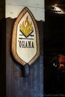 Disney's Polynesian Resort -'Ohana
