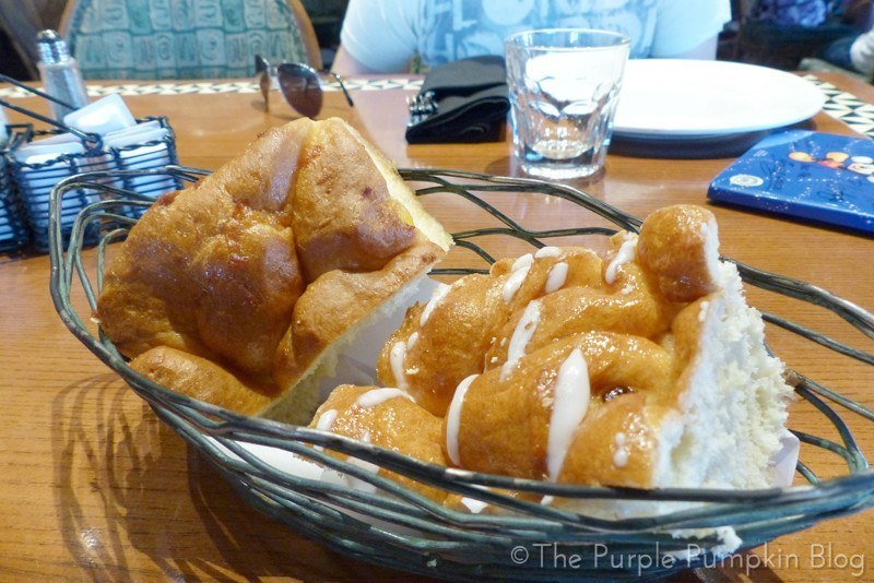 Sweet Breads at'Ohana Character Breakfast