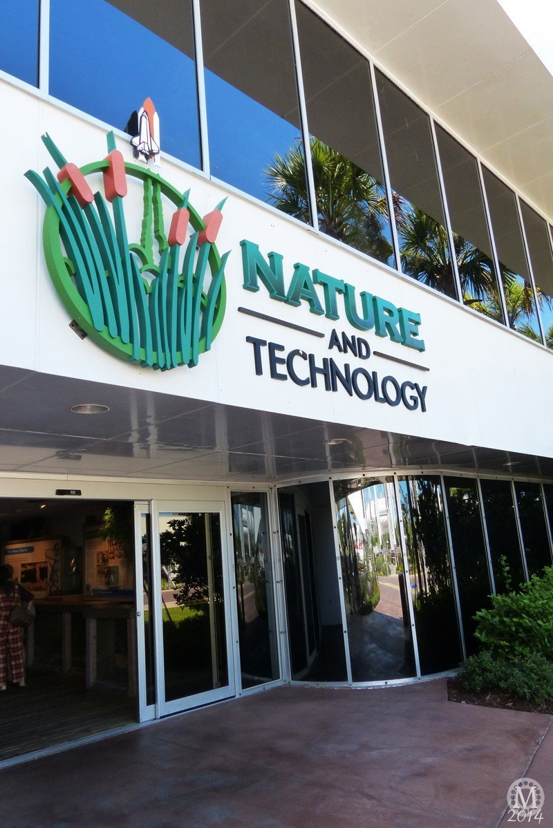 Nature and Technology at Kennedy Space Center