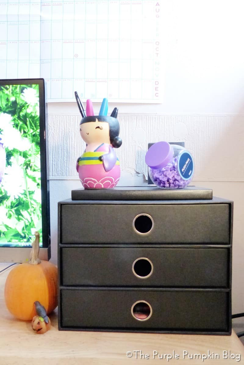 Organising A Home Office In A Small Space (2)