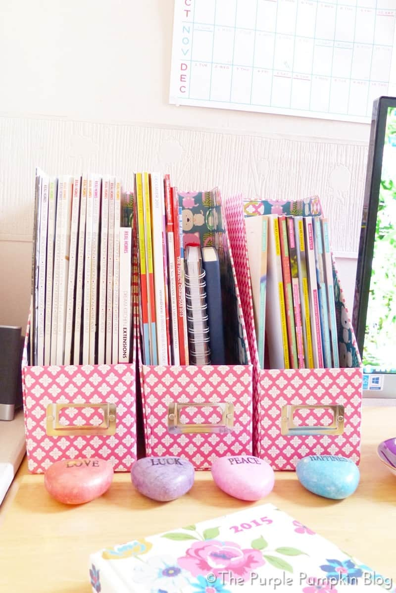 Organising A Home Office In A Small Space (3)