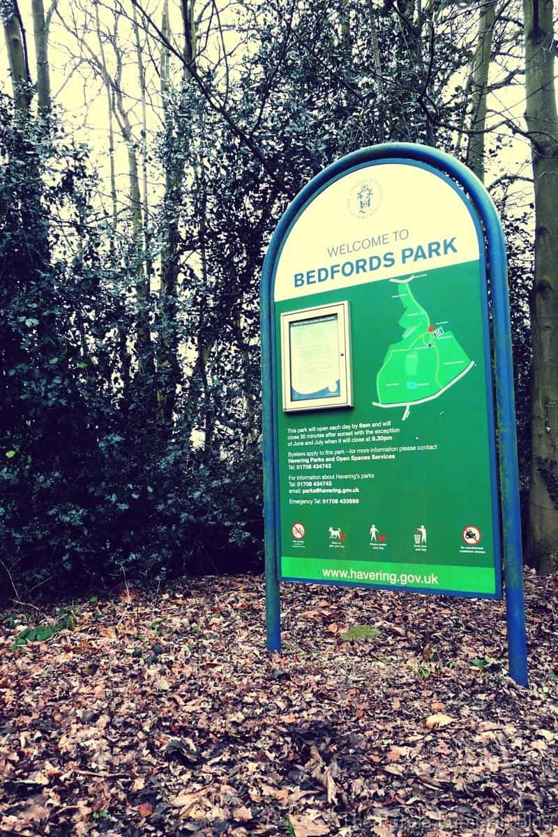 Bedfords Park Noak Hill Essex - Winter (34)