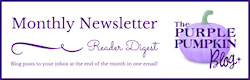 Monthly Newsletter Subscription