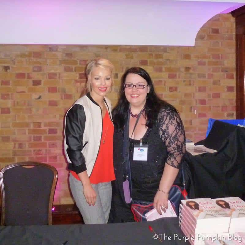 Meeting Katie Piper