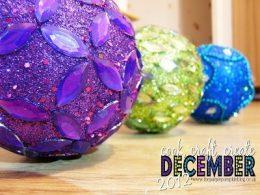 cook craft create december at the purple pumpkin blog