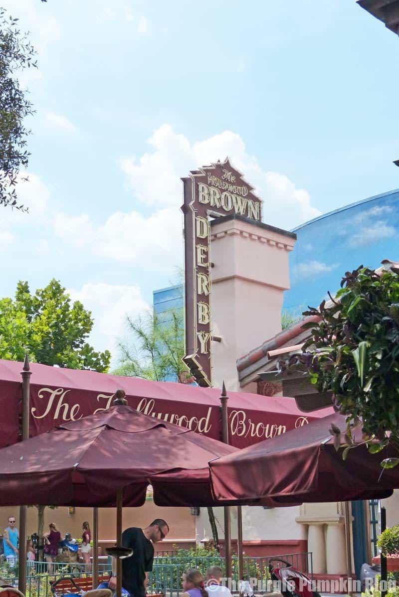 Hollywood Brown Derby at Disney Hollywood Studios