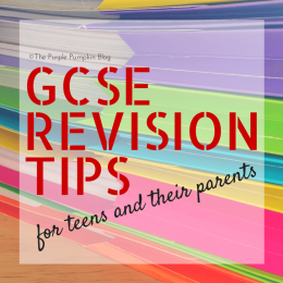 GCSE Revision Tips for Teens and their Parents