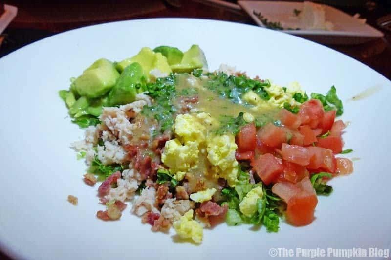 Hollywood Brown Derby - Cobb Salad