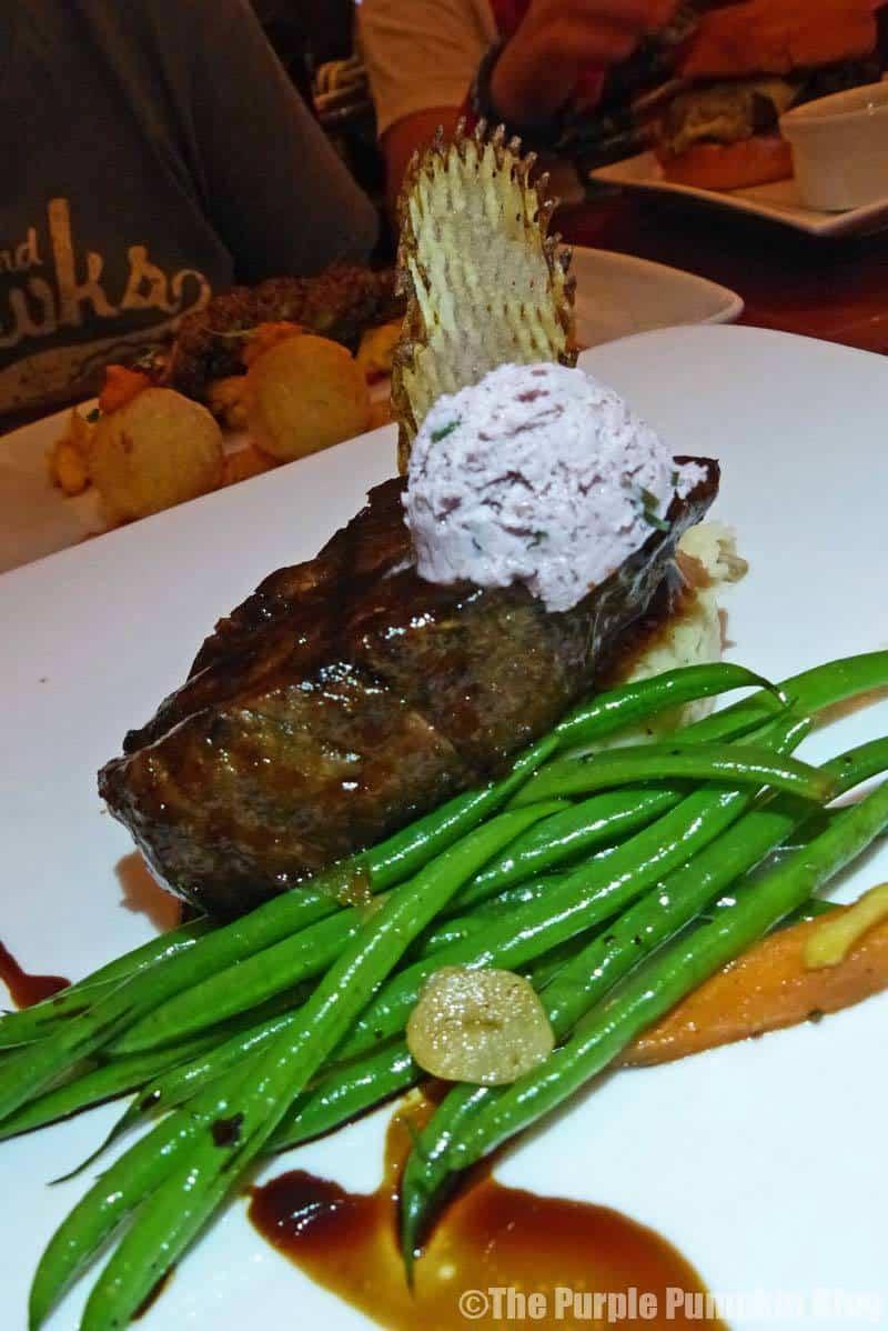 Filet of Beef at Hollywood Brown Derby