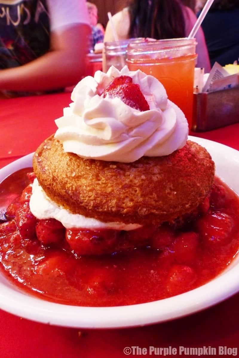 Hoop-Dee-Doo Revue - Strawberry Shortcake