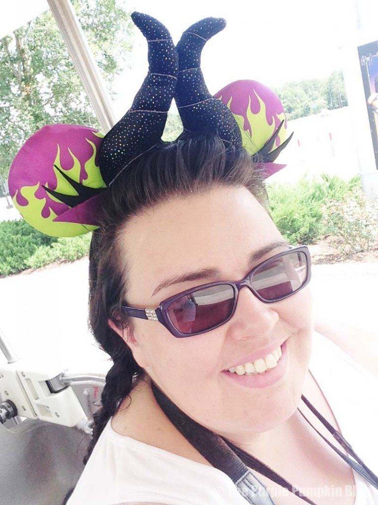 Maleficent Ears