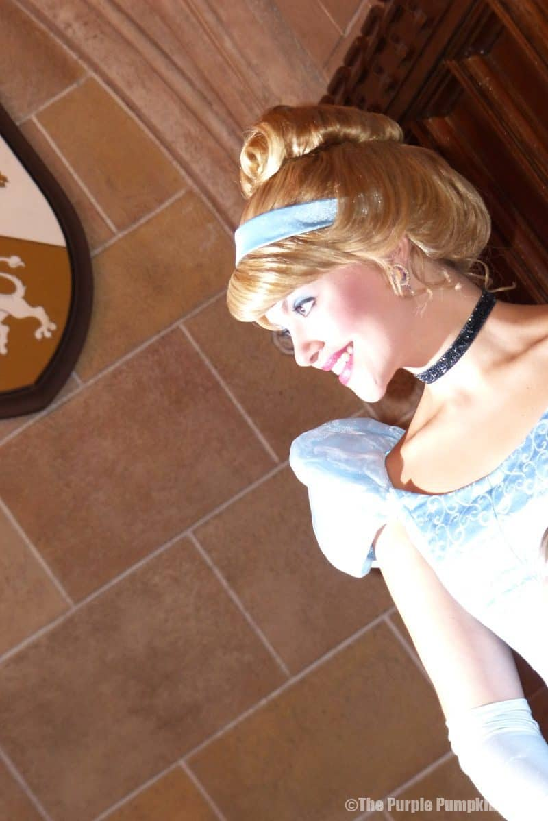 Breakfast at Cinderella's Royal Table
